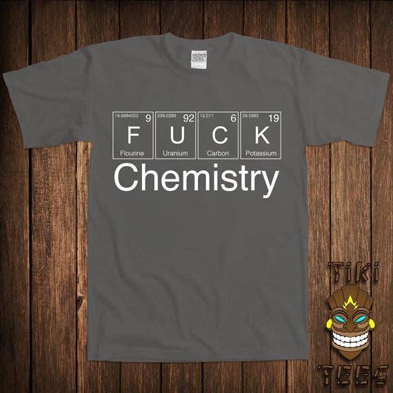 Funny science t shirt chemistry tshirt tee shirt geek nerd like this item urtaz Images