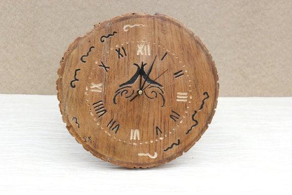 small decorative wall clocks