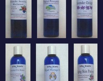 Professional Essential Massage Oil
