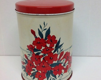 Color ware canister