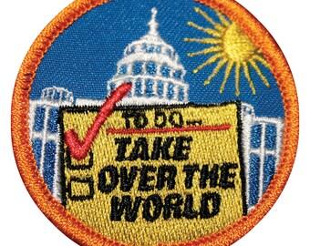 Gay Agenda Merit Badge
