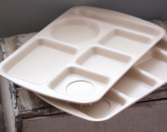 School Lunch Tray, Proloneware by Vistron Putty