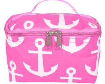 Anchor Travel Cosmetic Bag with FREE Monogram