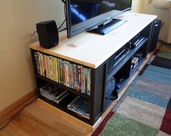 Pine and Cedar TV Stand and Entertainment Centre