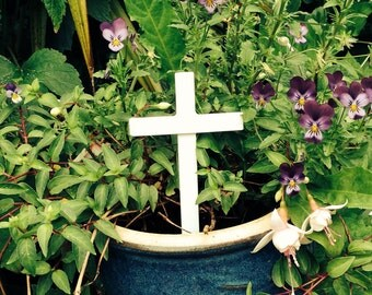 Decorative Religious Garden / Grave Cross ( ornament art decoration feature )