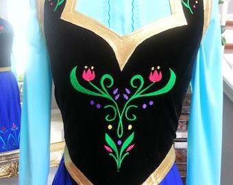 Anna Frozen Vest only