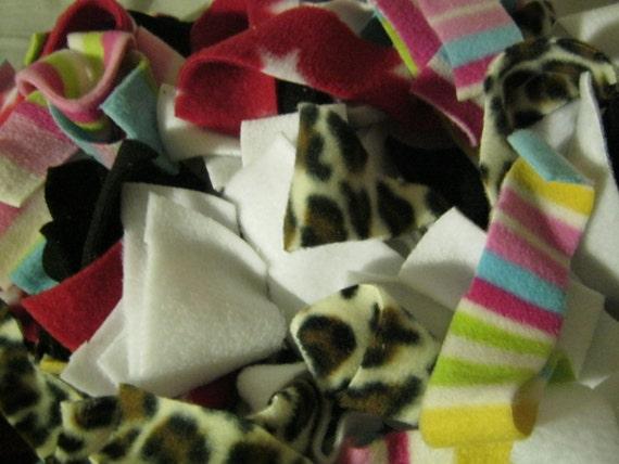 Ready to ship fleece fabric strips bedding foraging for Spaceship fleece fabric