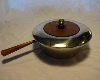 Gorgeous Georges Briard chafing pan