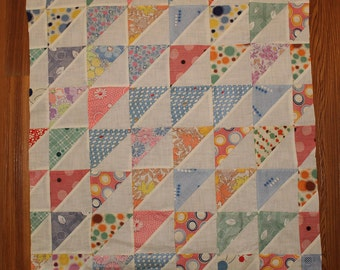Vintage Quilt Pillow Top