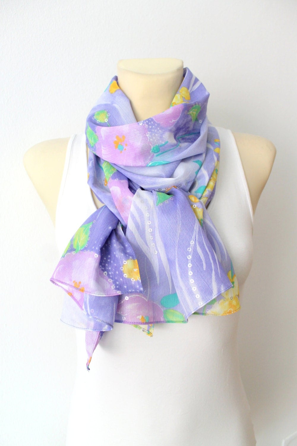 Request a custom order and have something made just for you Fashion Scarf Fabric