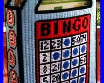 Large Bingo Tote