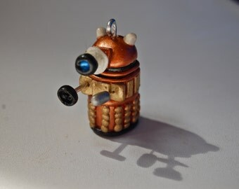 Dalek Necklace from Doctor Who