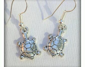 Turtle/tortoise earrings