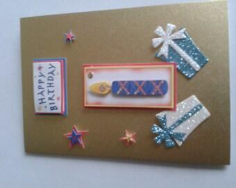 Birthda card