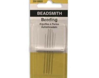Beading Needles ( English ) 10/13 - 4 Needles
