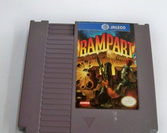 Nintendo Rampart