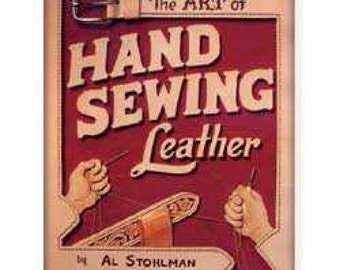 The Art Of Hand Sewing Leather Book 61944-00