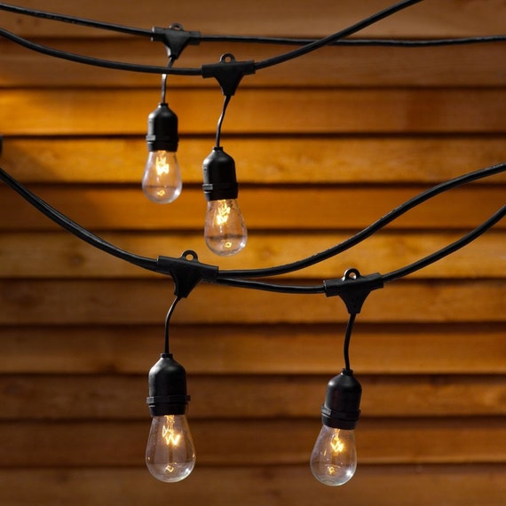 Vintage Backyard Lights : Lights  Vintage outdoor string lights for wedding, party, patio