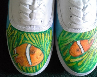 clownfish shoes