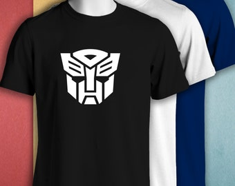 Autobots Transformers-Movies T Shirts-IS-901