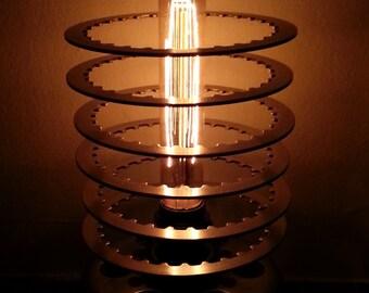 Vintage Filament Motorcycle Lamp