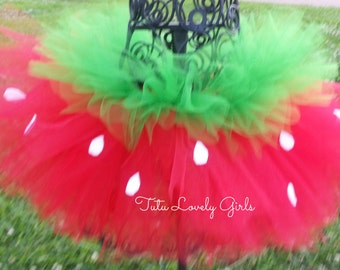 Strawberry Tutu Summer