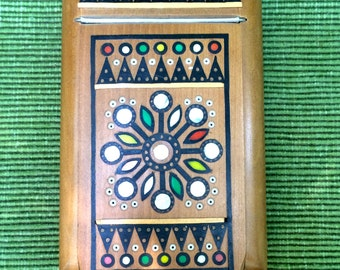 SALE:  Ukranian Inlaid Box