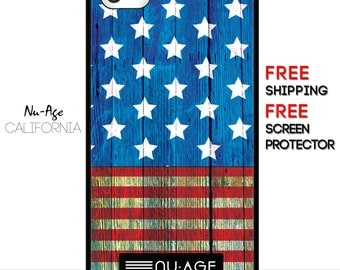 Vintage IPhone 5C US Flag Case American Flag IPhone 4S Case Red White And Blue IPhone 5C Case Stars IPhone 4S USA Flag Case Patriotic Case