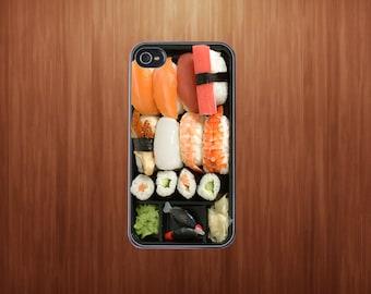 Sushi - Bento Box -   iPhone & Samsung Protective Phone Case