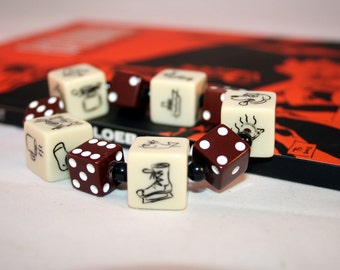 Picture Dice Bracelet Story Tellers Dice