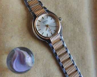 Vintage Gruen Quartz Watch
