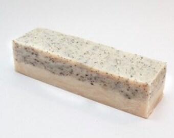 Wholesale All Natural Eucalyptus Hemp & Tea Tree Soap Loaf wholesale soap loaf