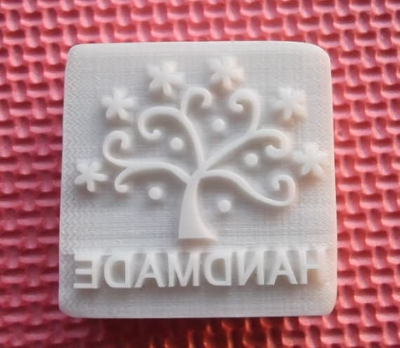 how to make a soap stamp