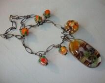 Forbidden Sea Mermaid Necklace