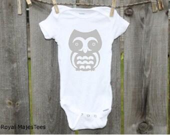 Owl Onesies®, Owl Baby Shower
