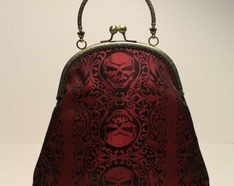 Handbag 'Red death'