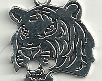 Tiger Double Sided Charm