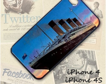 Titanic cell phone Case / Cover for iPhone 4, 5, Samsung S3, HTC One X, Blackberry 9900, iPod touch 4 / 452