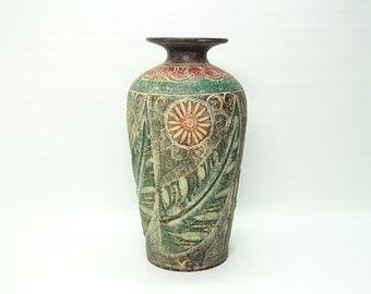 Vintage Thailand Vase
