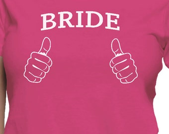 Bride Thumbs T-Shirt