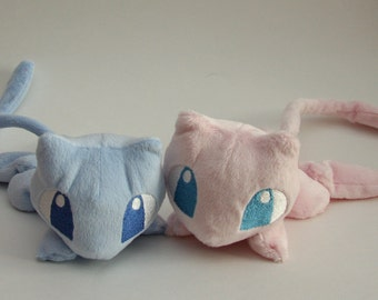 Made to Order - Pokemon Inspired Mew Plush Beanie