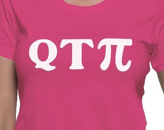 QT Pi T-Shirt