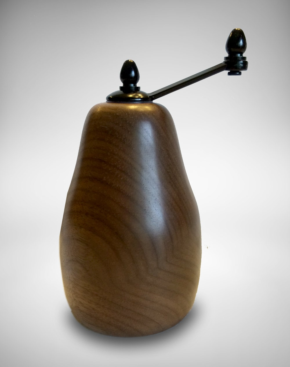 Cool and unique pepper mill grinder walnut by jsgowdycustomdesigns - Novelty pepper grinder ...