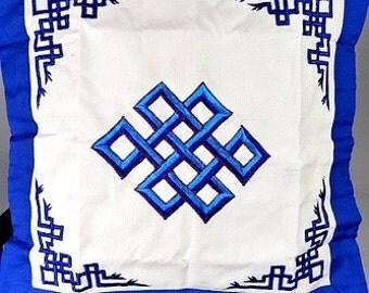 COVER CUSHION BUDDHA, Tibetan, Buddhist decoration decoration hc4