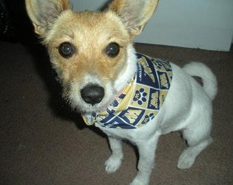 UW Husky Dog bandana