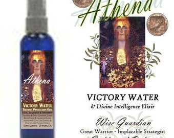 ATHENA VICTORY Water by Gypsy Goddess
