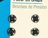 Dritz - SEW-ON SNAPS - 4 Ct. - Size 3