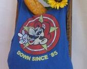 Mario Reusable Tote Market Bag by Fashiongreentbags