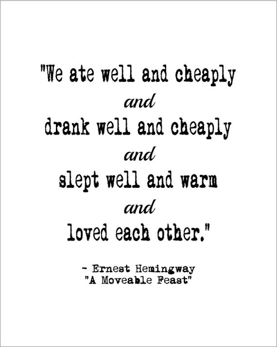 Literary Quotes About Love Tumblr : INSTANT DOWNLOAD literary love quote print valentines gift for ...
