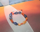 Team Colors Gemstone Bracelet